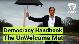 Putting Out the UnWelcome Mat • Democracy Handbook with Bassem Youssef Ep. 1