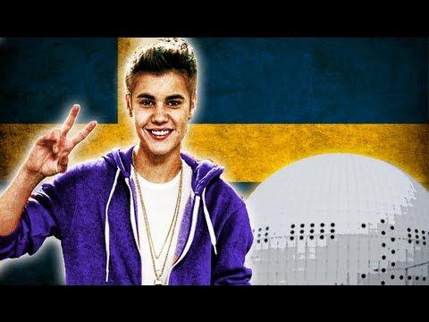 Justin Bieber i Globen Sverige (Globe arena Stockholm Sweden 2013)