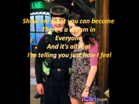 ICarly Theme song - Full version with lyrics