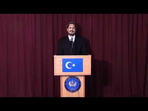 Sherqi Türkistan Milli Azatliq Mujadilisining Ülgüsi --- Abdul Eziz Mexsum Heqqide Bayanat video