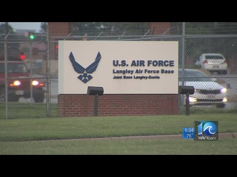 Anita Blanton on job cuts at Langley AFB