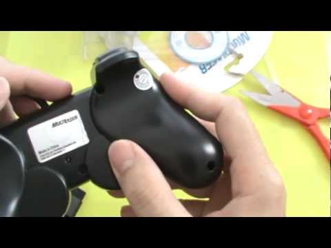 Controle Multilaser JS029 Dual Shock - Joypad 2 em 1 - USB PS2 - Unboxing - PT-BR