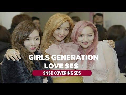 GIRLS GENERATION LOVE  S.E.S