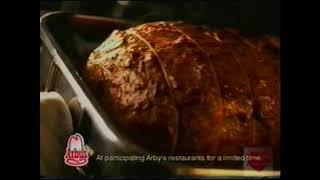 Arby's Roast Beef | Television Commercial | 2004