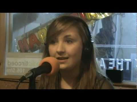 This is Stacey brown. singing as long as he needs me during her visit to Radio tircoed 106.5fm. Stacey really does have a great furture ahead of her and I'm sure you'll agree with such a wonderful...