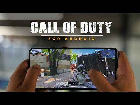 Call of Duty Mobile for Android First Look!