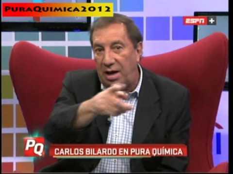 Carlos Bilardo en Pura Quimica