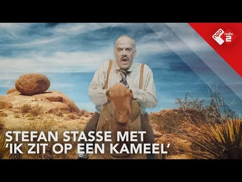 Stefan Stasse [ft. Rapper Sami & Sophia] - 'Ik Zit Op Een Kameel' | NPO Radio 2