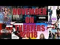 Best New Movies On Theaters November 2018 All Upcoming Cinema Releases November 2018 HD Trailer