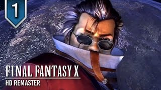 Final Fantasy X HD Remaster ★ Episode 1 ★ Movie Series / All Cutscenes + Boss Fights