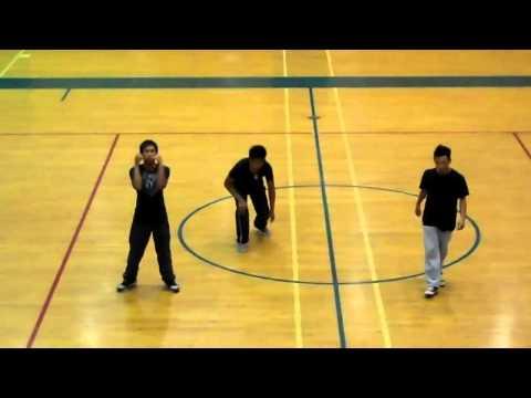SGHS Dance Show 2011 -- Bruce Ho Ryan Ho & Dat Hong