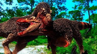 Largest Carnivorous Dinosaurs That Ever Lived