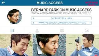 171218 Music Access Monday Music Charts Nakjoon and Jae of Day6