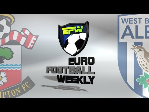 Southampton vs West Brom (0-0) [23.08.14] EPL Football Match Preview