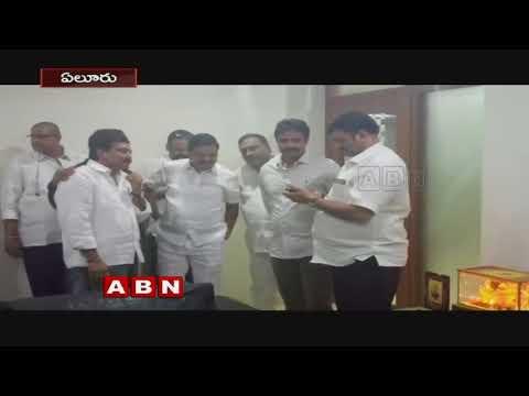 Special Focus on BJP leader Raghuram Krishnam Raju Joins TDP | Inside | ABN Telugu