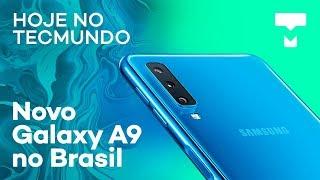 Android Q, expansцёo da Amazon Brasil, novo Galaxy A9 e mais - Hoje no TecMundo