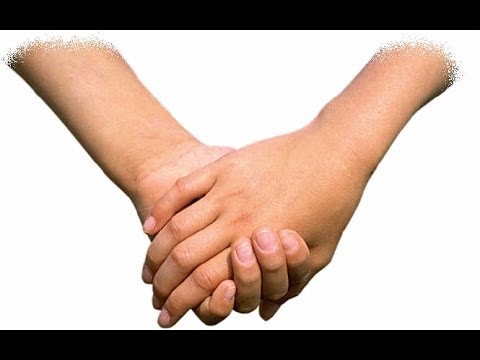 Girls While Holding Hands