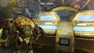 Transformers Fall Of Cybertron Chapter 1