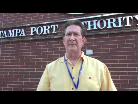 Port of Tampa Tour
