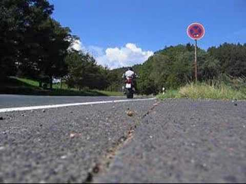 Soundcheck Honda CBF 600 with Hurric Supersport Exhaust Video
