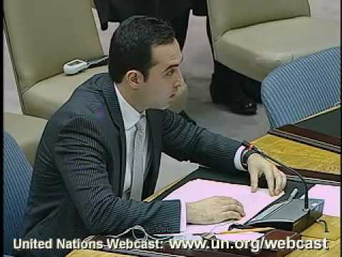 Statement of Jordan- UN-Security Council- 22 April 2010