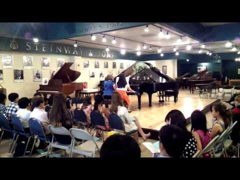 Stacey Dayoung Park's May 19, 2013 Piano Recital 3