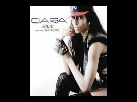 Ciara Ft Ludacris ride (chipmunk Version) video