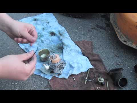 How To: Rebuild a Briggs and Stratton Intek Carburetor