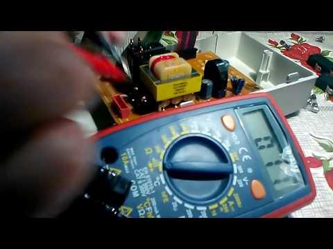 Что делать, если микроволновка не включается. Пример микроволновая печь Samsung