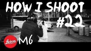 HIS #22   Street Photography    Leica M6   Taipei    Kodak Tmax P3200   Vision 3 500t