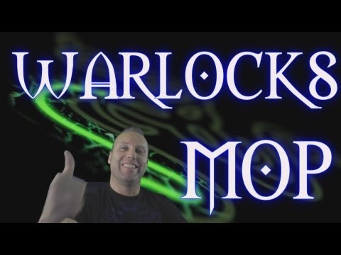 Swifty Mists of Pandaria Warlocks (gameplay/commentary)