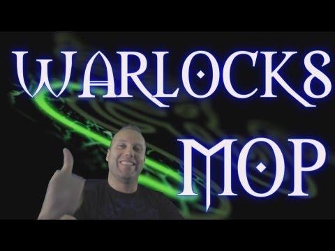 Swifty Mists of Pandaria Warlocks (gameplay/commentary)