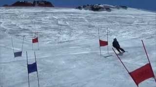 Elite Race Camp at Valle Nevado Ski Resort 2014