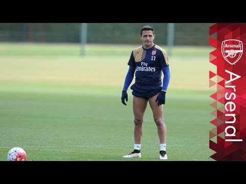 Alexis Sanchez: Football is my passion