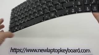 Brand new Asus F502 F502C F502CA X502C original laptop keyboard