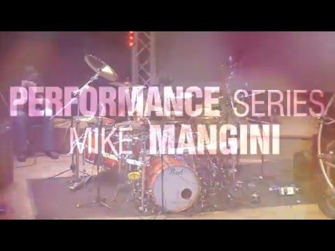 "Zildjian Performance - Mike Mangini plays ""The Enemy Inside"" thumbnail"