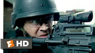 S.W.A.T. (2003) - Bank Robbery Assault Scene (1/10) | Movieclips