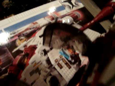 star wars 7676. Lego Star Wars set #7676