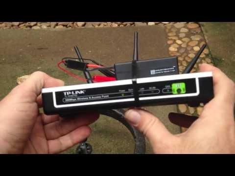 AR DRONE 2.0 -- Mods & Range Extender Review