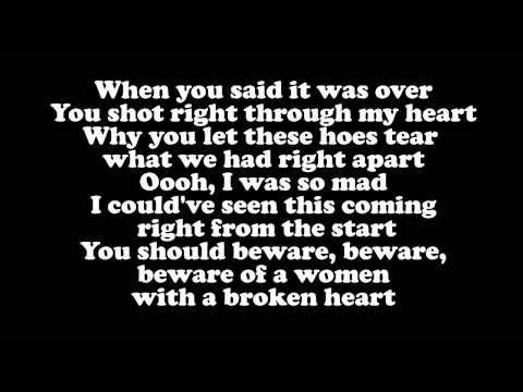 Big Sean   Beware LYRICS ft  Lil Wayne Jhene Aiko