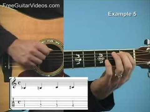 how to read the tabs of guitar