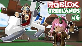Roblox ITA - Elicottero + Cannone = Delirio! - Treelands Ep 4 - #20
