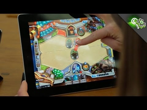 Hearthstone for iPad is Here! Tara and Nick's Hands-On Impressions