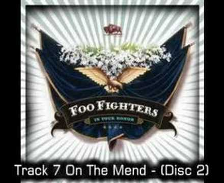Foo Fighters - On The Mend