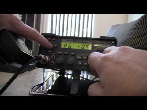 Small indoor Magnetic Loop on 17 Meter SSB
