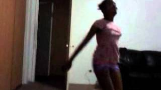 LIL MS SEXII DANCING DOIN I BELIEVE I CAN FLY
