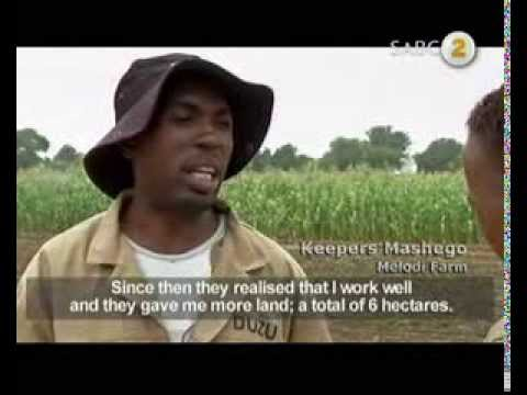 Israel-South Africa agriculture partnerships Living Land on SABC2
