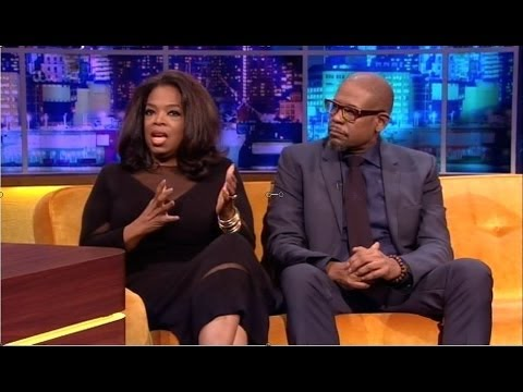 """Oprah Winfrey & Forest Whitaker"" On The Jonathan Ross Show Series 5 Ep 6 16 November 2013 Part 2/4"