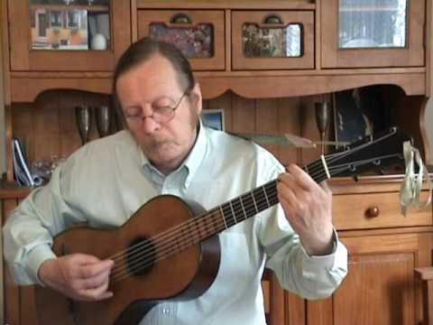Fernando Sor - Andante opus 31 N°2 - Romantic Guitar