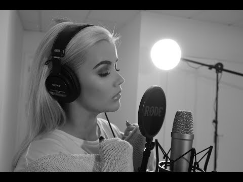 Never Love Again - Lady Gaga | Live Cover By Aimée